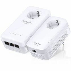 TP-Link AV1200 Gigabit Passthrough Powerline ac Wi-Fi Kit