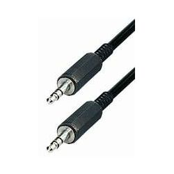 Transmedia A51-L Connecting Kabel 3,5 mm stereo plug -