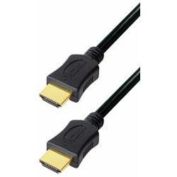 HDMI 1.4 kabel with Ethernet 15m gold plugs