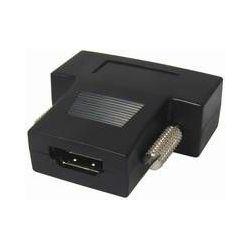 Transmedia C 197 B DVI HDMI Adapter HDMI-jack 19 pin