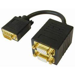 Transmedia CS 16 VGA Y-Splitter vrhunske kvalitete Sub
