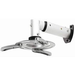 Transmedia H 16-5, Projektor Wall Bracket, silver coloured