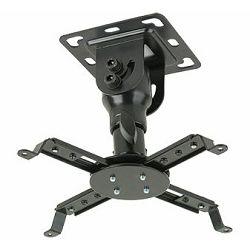 Transmedia Projektor Ceiling Bracket, Black