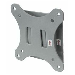 Transmedia Flat Screen Wall Mount, Silver