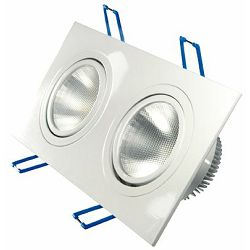 Transmedia High Power LED Ceiling Light 2x 4,5W
