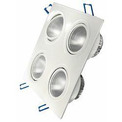 Transmedia High Power LED Ceiling Light 4x 4,5W