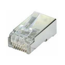 Transmedia TI-15SRL Western 8 8-plug CAT 6 shielded