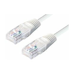 UTP Cat. 6 Kabel 0,3M, white