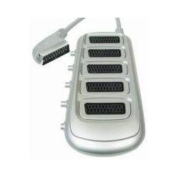 Transmedia V82 SSI 5 x Scart Splitter sa switch-om