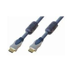 Transmedia VBBC198-1L HDMI Cable 1m HDMI-plug 19 pin