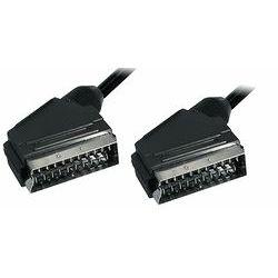 Transmedia Scart-plug to Scart-plug 1,5m