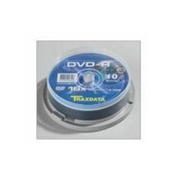 TRAXDATA OPTIČKI MEDIJ DVD-R 16X CAKE 10