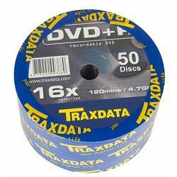 TRAXDATA OPTIČKI MEDIJ DVD TRX DVD+R 16X SP50