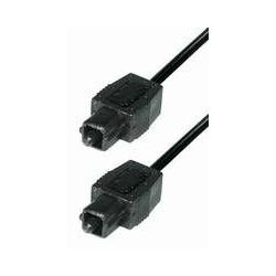 Transmedia Conecting Cable Toslink plug 1,5m