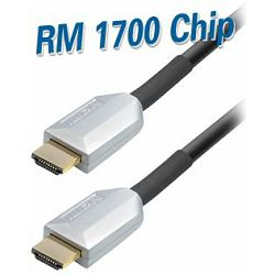 Transmedia HDMI 4K UHD kabel with active chipset 40m