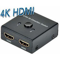 Transmedia HDMI 4K bidirectional Splitter Switch