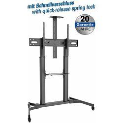 "Transmedia pedestal for flat screens 60"" - 100"" (152 - 254 cm)"