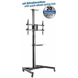 "Transmedia Pedestal for LCD monitor. or flat screens 37"" - 70"" (94 - 178 cm)"