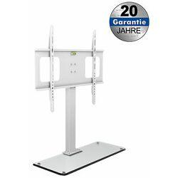 Transmedia LCD Flat Screen (81-165 cm) Pedestal, White