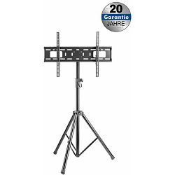 Transmedia portable tripod stand for flat screens up to 178cm