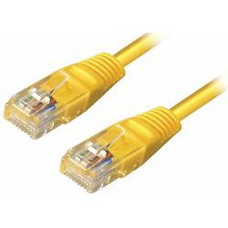 Transmedia Cat.6 UTP Kabel 10M, yellow