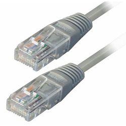 Transmedia Cat.5e UTP Kabel 0,25M, Grey
