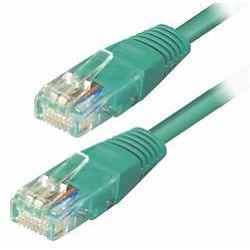 Transmedia Cat.5e UTP Kabel 15M, Green