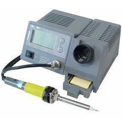 Transmedia Soldering Station electronic temperature controlled, with LCD display