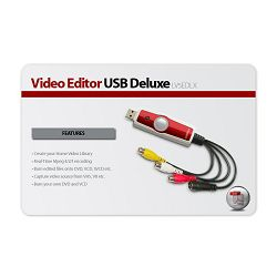 TV kartica LifeView LV5E Not Only TV USB Video Editing with direct