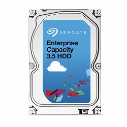 Tvrdi disk HDD SEAGATE Enterprise Capacity 3.5 HDD - 512n  (3.5 / 2TB / 128m/ SATA 6Gb/s/ 7200rpm)