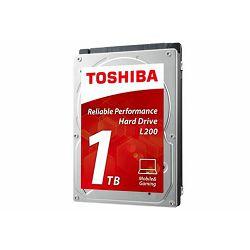 Tvrdi Disk Toshiba L200 1TB 2.5