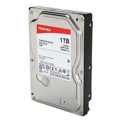 Tvrdi disk Toshiba P300 1TB, 64MB, 7200rpm, retail