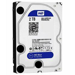 Tvrdi disk HDD WD Caviar Blue 2TB SATA 3 WD20EZRZ