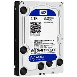 Tvrdi disk HDD WD Caviar Blue 4TB SATA 3 WD40EZRZ