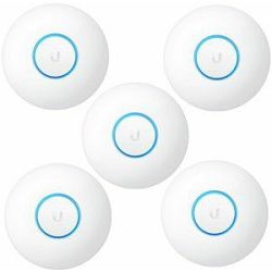 Ubiquiti Networks 4x4 Mu-Mimo 802.11ac Wave 2 AP - 5 Pack (PoE adapter not included)