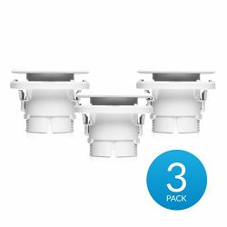 Ubiquiti UVC-G3-Flex-PWM-WT-3, Professional Wall Mount, 3-Pack