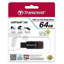 USB memorija Transcend 64GB JF340