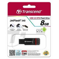 USB memorija Transcend 8GB JF340