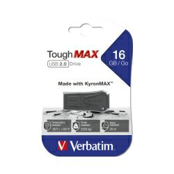 USB Verbatim ToughMAX 16GB, crni