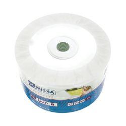 DVD-R MyMedia 4.7GB 16× InkJet Printabilni, Wrap pakiranje 50 kom.