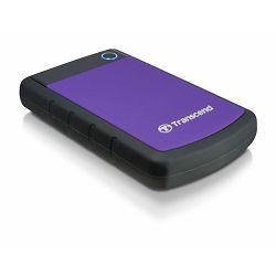 Vanjski Hard disk1TB StoreJet 25H3P Transcend USB 3.0