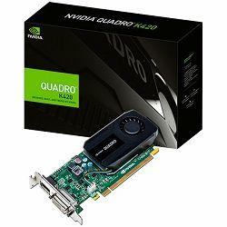 Grafička kartica NVIDIA Quadro K620 Kepler 384 Cuda Cores, Low profile, ATX bracket mounted