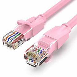 Vention Cat.6 UTP Patch Cable 2M Pink