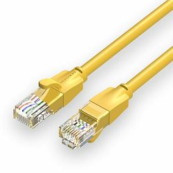 Vention Cat.6 UTP Patch Cable 1M Yellow