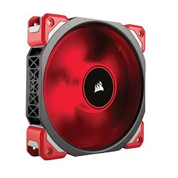 Ventilator Corsair ML120 Pro LED, Red, 120mm Premium Magnetic Levitation Fan