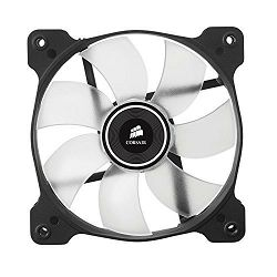 Ventilator Corsair The Air Series SP 120 LED High Static Pressure Fan Cooling, White, Single Pack