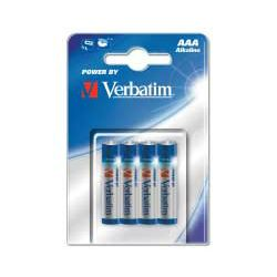 Verbatim AAA High Energy alkalne baterije (4 komada)