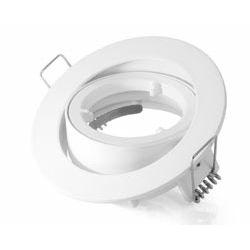 Verbatim LED armatrura za LED žarulje GU10, 220V AC - Bijela