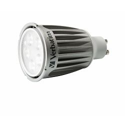 Verbatim LED žarulja PAR16 (GU10) 9W, 465lm, 3000K, topla bijela, dimabilna