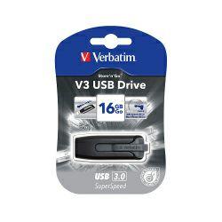 Verbatim USB3.0 V3 16GB, crni